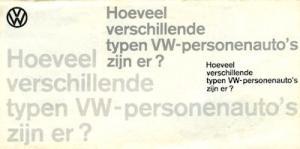 VW Programm 8.1965 nl