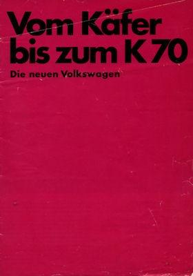 VW Programm 9.1970