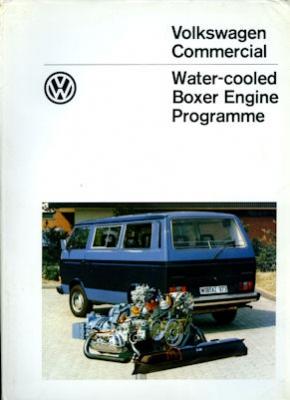 VW T 3 Pressemappe 9.1982 e