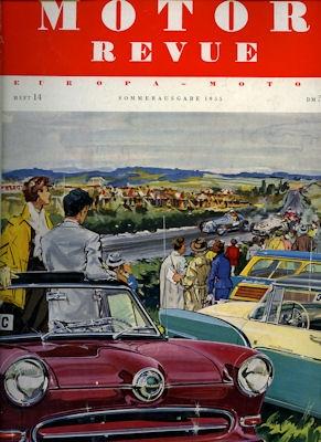 Motor Revue Nr.14 2.1955