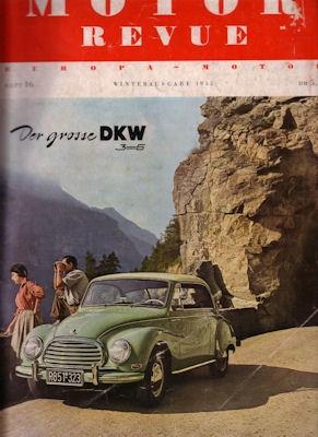 Motor Revue Nr.16 4.1955