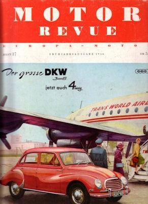Motor Revue Nr.17 1.1956