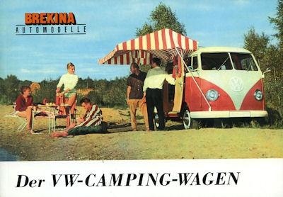 VW / Brekina T 1 / T 2 Modell-Katalog 1993