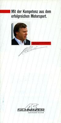 BMW AC Schnitzer Programm 9.1987