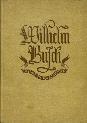 Wilhelm Busch Lustige Bildgeschichten