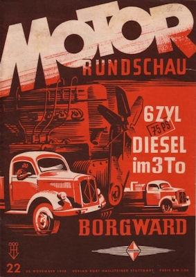 Motor Rundschau 1948 Heft 22
