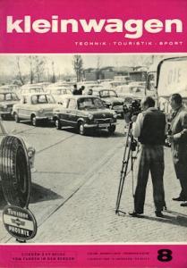 Kleinwagen 1960 Heft 8