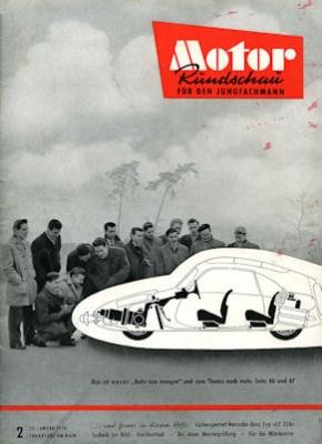 Motor Rundschau 1958 Heft 2 0