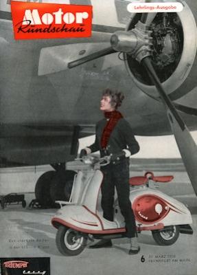 Motor Rundschau 1956 Heft 6
