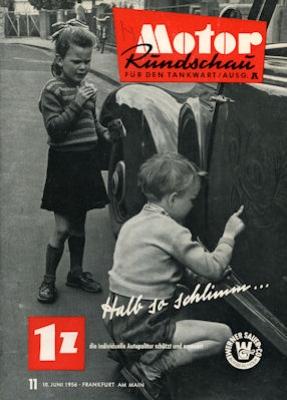 Motor Rundschau 1956 Heft 11
