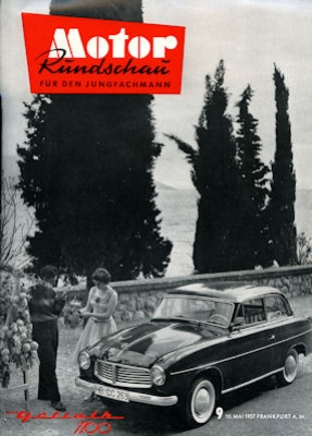 Motor Rundschau 1957 Heft 9