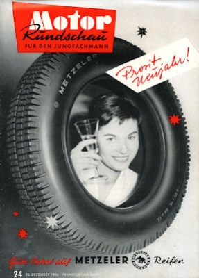Motor Rundschau 1956 Heft 24