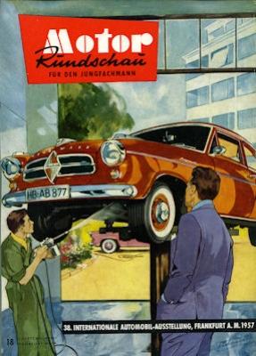 Motor Rundschau 1957 Heft 18