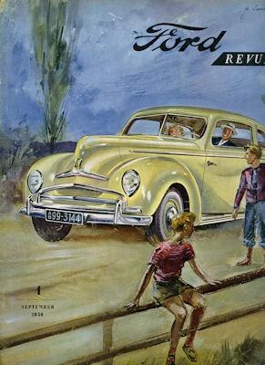 Ford Revue Heft 4.1950