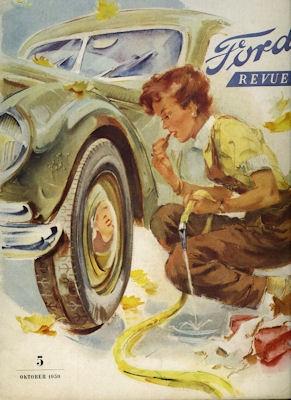 Ford Revue Heft 5.1950