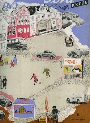 Ford Revue Heft 6.1950