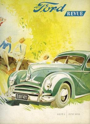 Ford Revue Heft 1.1950