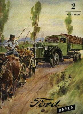 Ford Revue Heft 2.1950