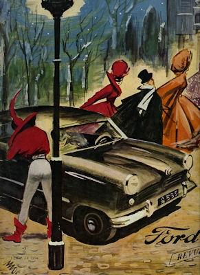 Ford Revue Heft 2.1954