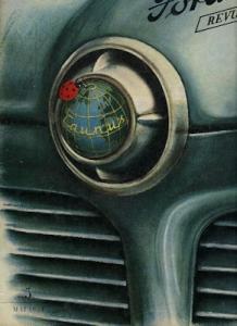 Ford Revue Heft 5.1954