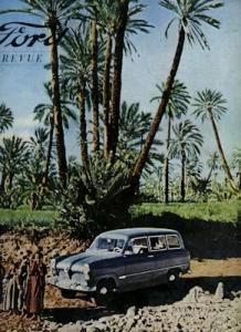 Ford Revue Heft 4.1955