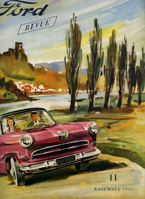 Ford Revue Heft 11.1955