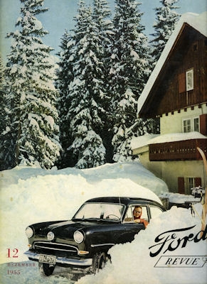 Ford Revue Heft 12.1955