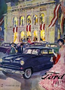 Ford Revue Heft 2.1956