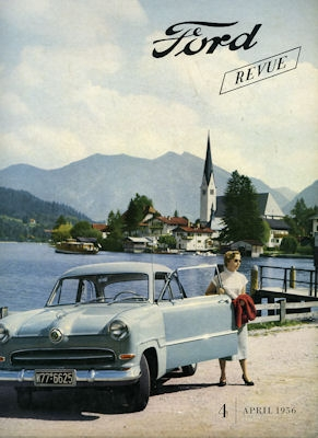 Ford Revue Heft 4.1956
