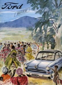 Ford Revue Heft 6.1956