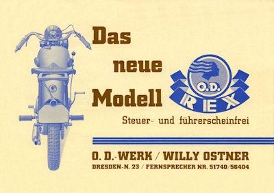OD Programm 1935