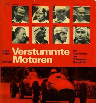 René Häfeli Verstummte Motoren 1969