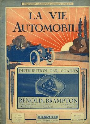 La Vie Automobil 1934 Heft 1044
