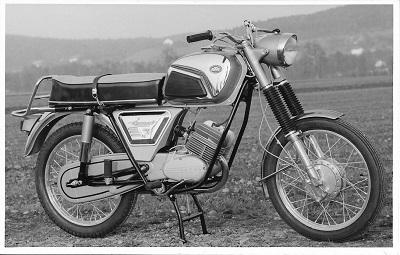 KTM Comet 50/S Foto ca. 1970