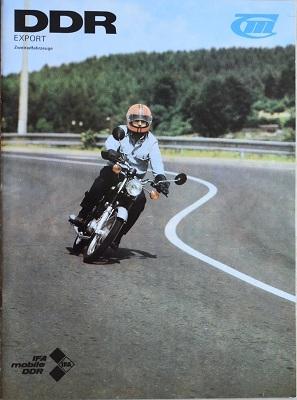 IFA Mobil-Report DDR Export Zeitschrift 1980