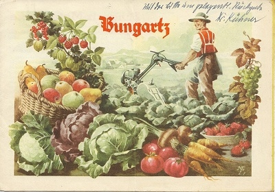 Bungartz Fräsen Prospekt 10.1941