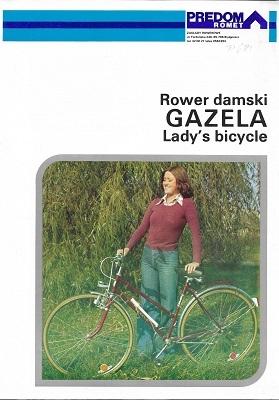 Romet Fahrrad Prospekte 1970er Jahre