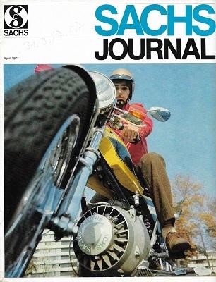 Sachs Journal 6 Stück 1971-1975