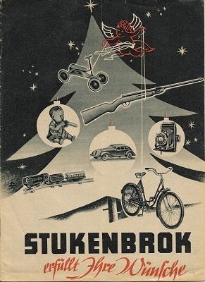 August Stukenbrok / Kassel Katalog 12.1950