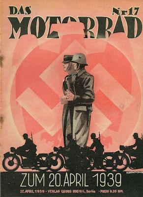 Das Motorrad 1939 Heft 17