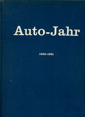 Auto-Jahr 1960-61 Nr. 8