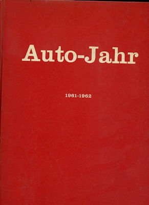 Auto-Jahr 1961-62 Nr. 9