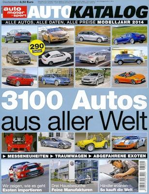 Auto Katalog 2014 Nr.57