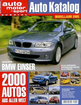 Auto Katalog 2005 Nr.48