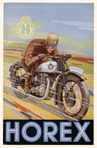 Horex Programm 1936