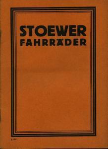 Bernhard Stoewer Fahrrad Programm 1930er Jahre