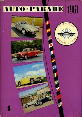 Auto-Parade Nr. 4 1961