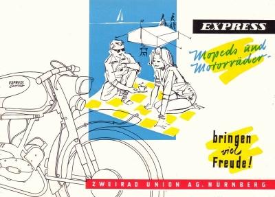 Express Programm 1961