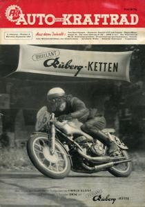 Auto und Kraftrad 1952 Nr. 9