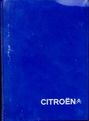 Citroen 2 CV 6 Mappe mit Bedienungsanleitung ca. 1975